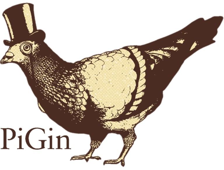 PiGin loga